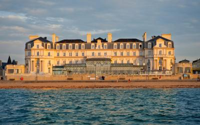 Grand hotel des thermes