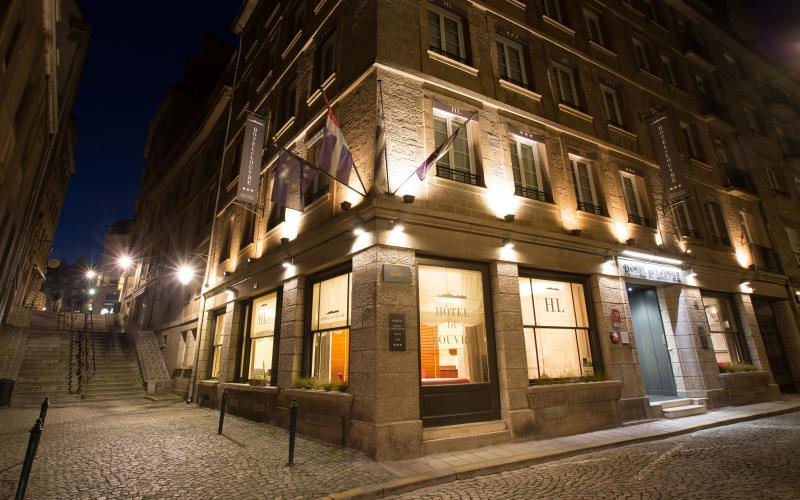 Saint malo intra muros hotel