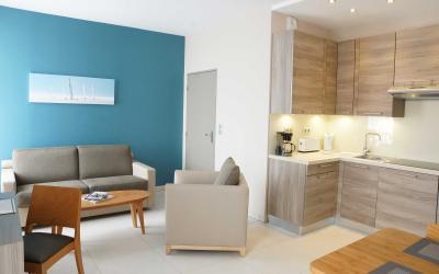 Appartement 2 pièces Sud  45m²