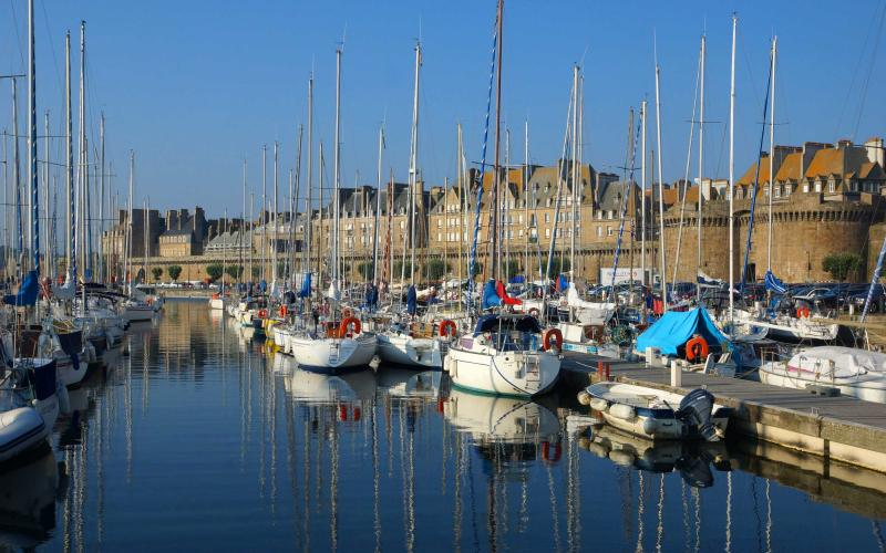 St-Malo Old Town