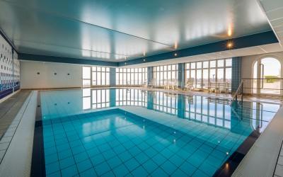 Reine Marine : la piscine