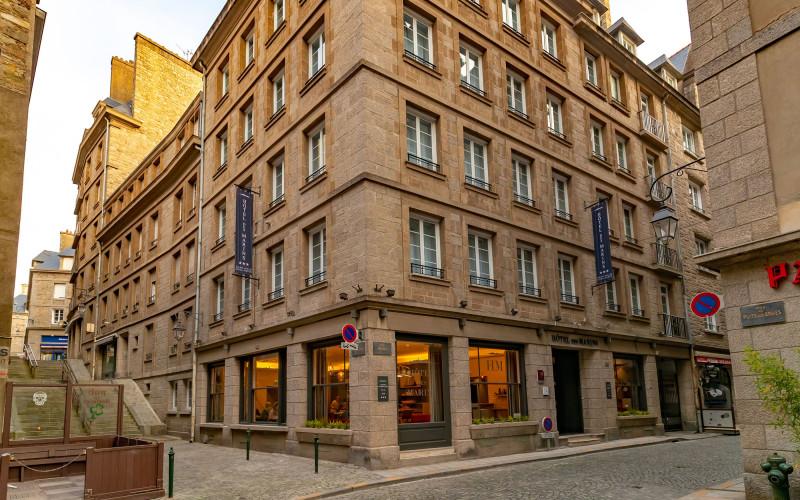Hotel Intra Muras à Saint-Malo