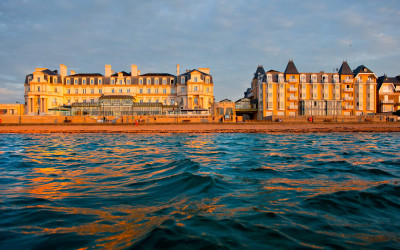 Grand Hotel des Thermes à Saint-Malo